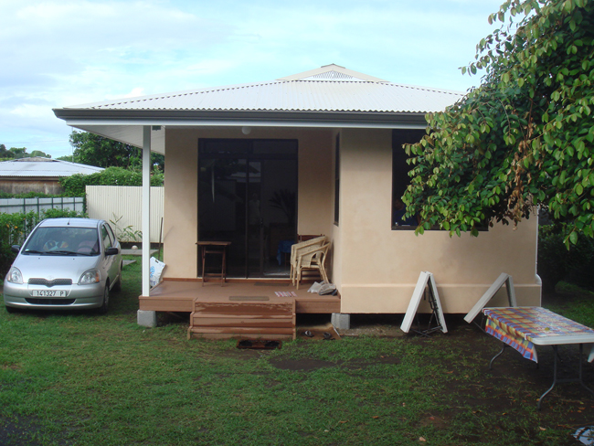 pirae location maison atike immobilier tahiti  annonce agence