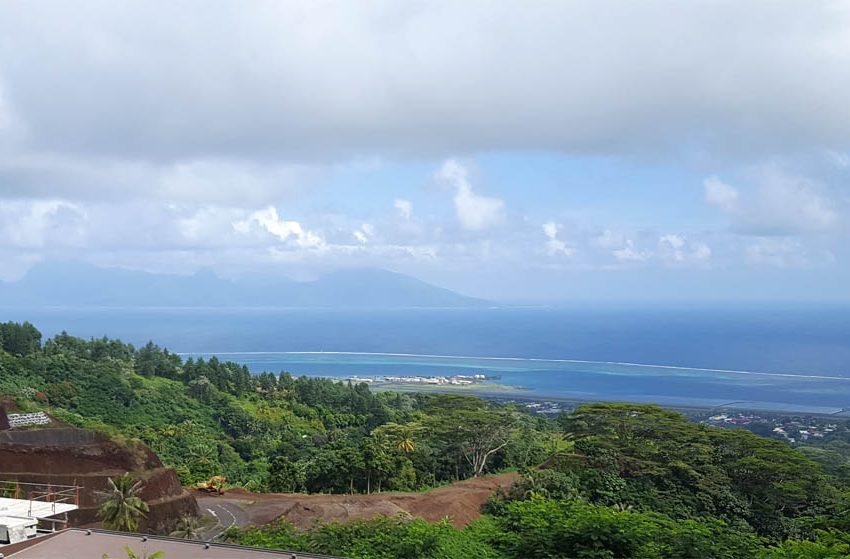 faaa pamatai terrain vente atike immobilier tahiti agence