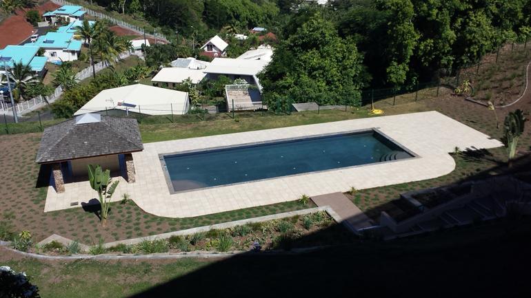 residence TAMAHANA ATIKE IMMOBILIER TAHITI AGENCE