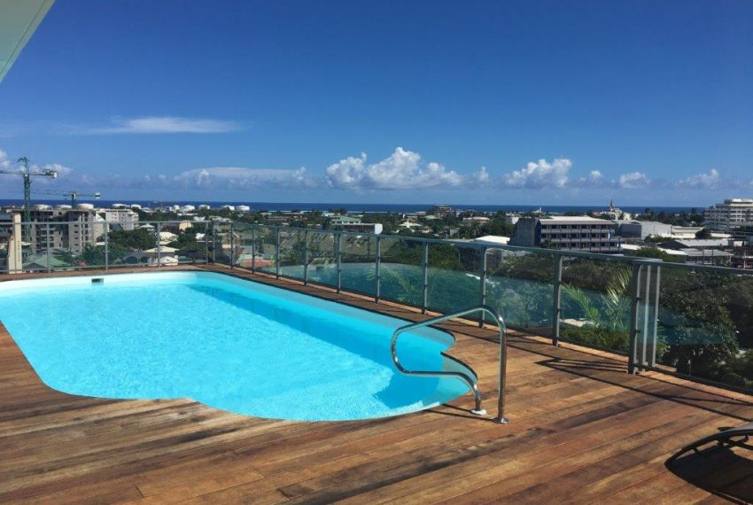 papeete location appartement  atike immobilier