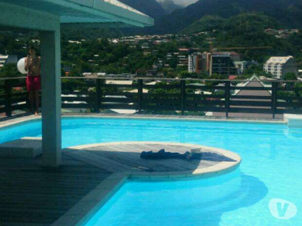 papeete location appartement atike immobilier tahiti