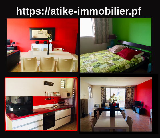 papeete location appartement atike immobilier gestion agence