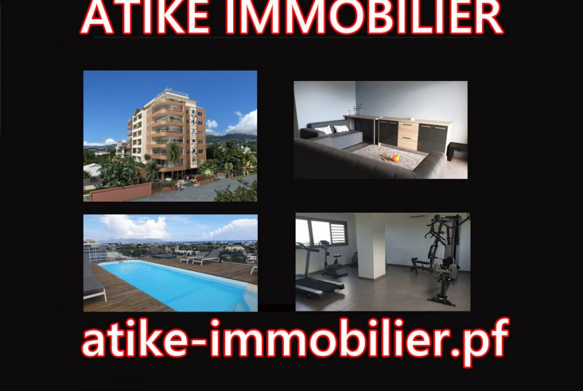 pirae location appartement atike immobilier agence tahiti