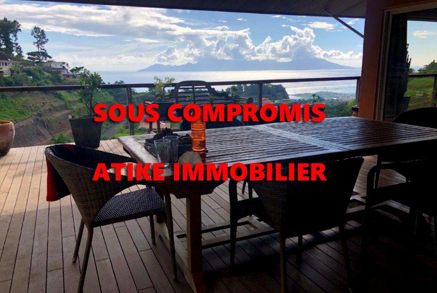 atike-immobilier - tahiti a-vendre-atike-villa-prox-punaauia