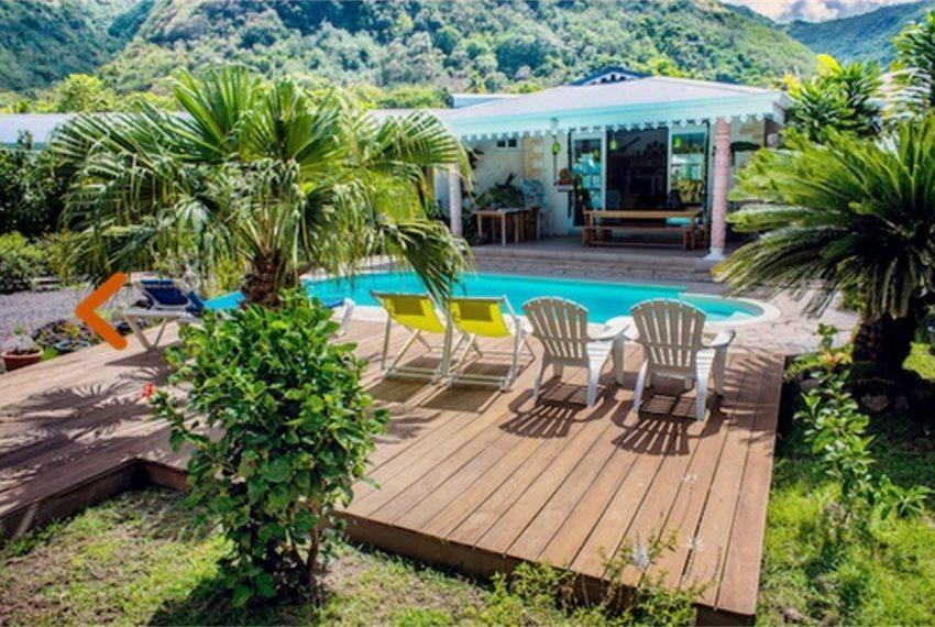 pension hotel lodge atike immobilier tahiti vente polynesie francaise