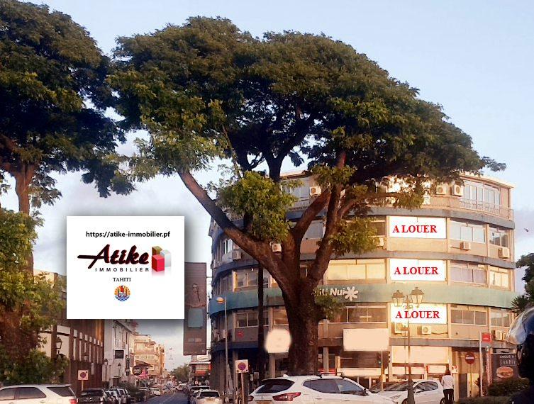 papeete location bureaux atike immobilier tahiti