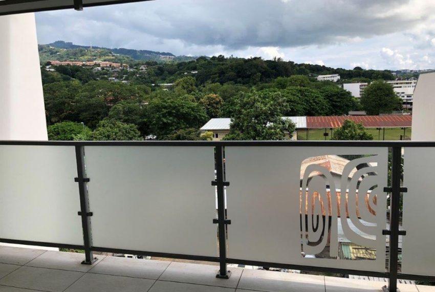 papeete -new mahana- plus de 60 ans - senior- atike immobilier - agence tahiti - appartement 1 chambre tahiti