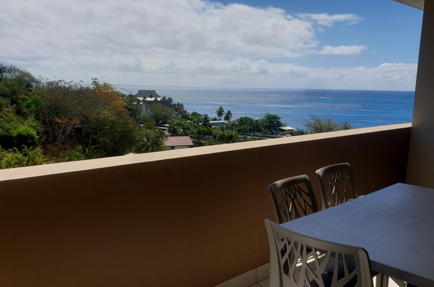 papeete location- residence stencer  - atike immobiliere agence tahiti