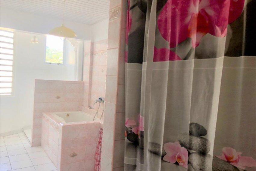salle de bain location f3 papeete centre